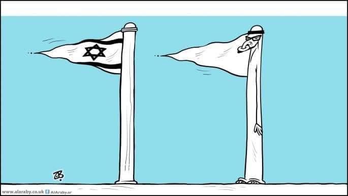 لم يفعل أكثر من التعبير بكاريكاتير ساخر عن واقع مماثل ..  #الحرية_لعماد_حجاج